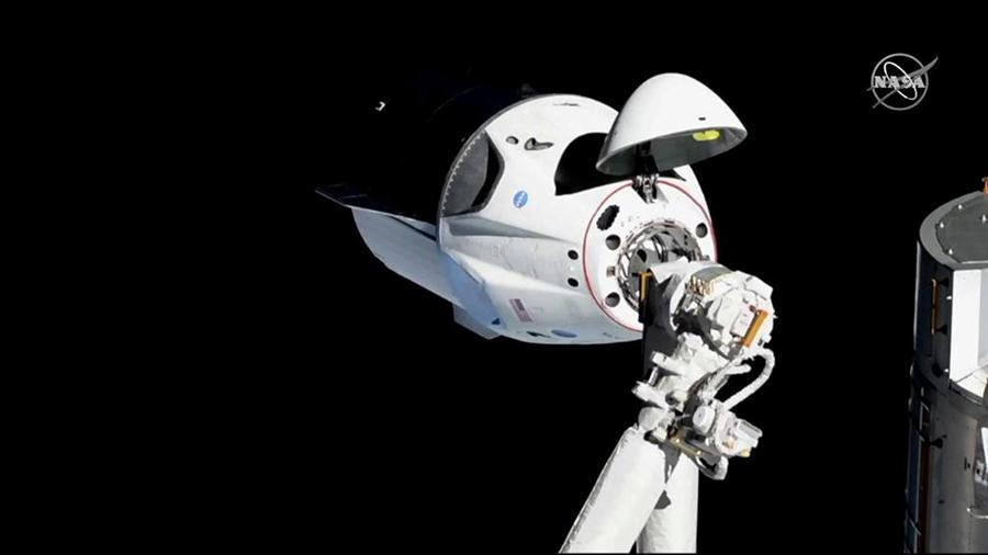 NASA назвало дату возвращения астронавтов SpaceX Crew Dragon на Землю