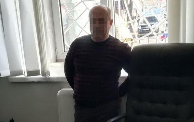 СБУ поймала чиновника МВД на взятке в 20 тысяч долларов