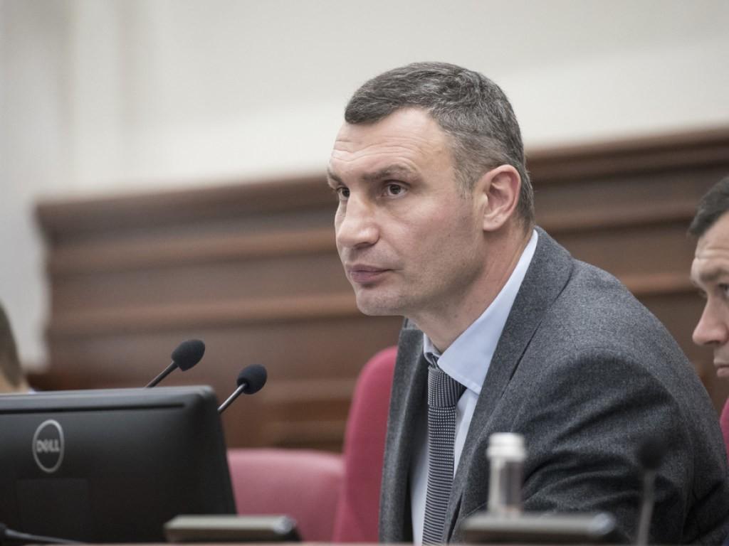 ГБР допросило Кличко