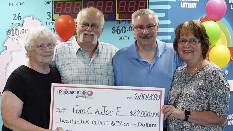 Пенсионер из США выиграл $22 млн и поделился с другом, сдержав обещание...