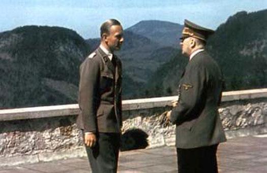 В Германии умер последний личный адьютант Гитлера