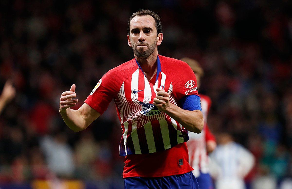 """Столп обороны """"Атлетико"""" станет самым высокооплачиваемым игроком """"Интера..."""