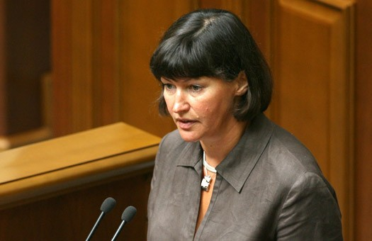 Акимова: Украине важен не кредит МВФ, а факт сотрудничества