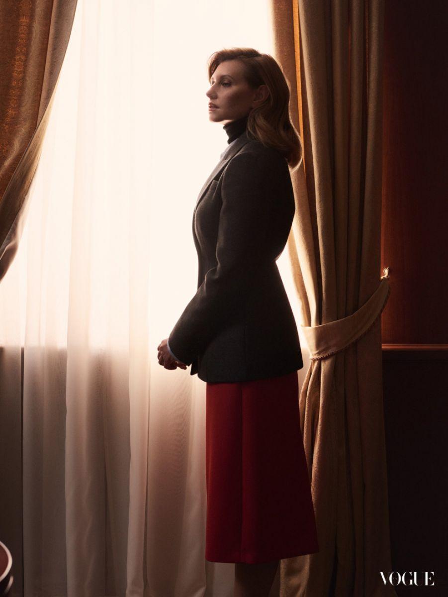 Елена Зеленская, первая леди Украины, Vogue, супруга президента Украины, фото