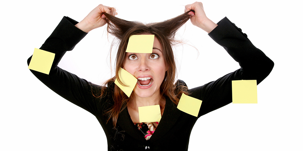 Победить стресс. 5 простых способов привести в порядок нервы