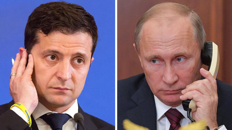 Президенты РФ и Украины общаются гораздо чаще, чем раньше, – Уильям Тейл...