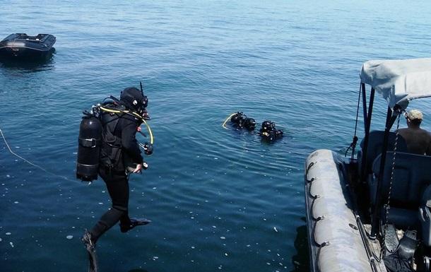 Украинские боевые пловцы провели противодиверсионные учения в Одессе