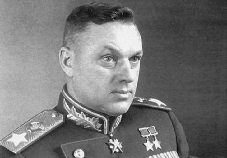 В Польше обезглавили памятник маршалу Константину Рокоссовскому