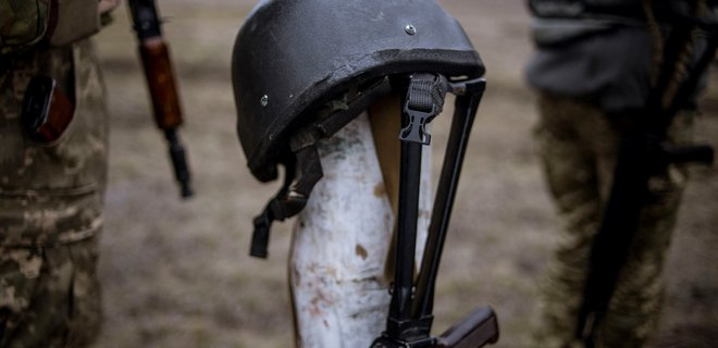 Под Херсоном застрелился военный из 95-й десантной-штурмовой бригады