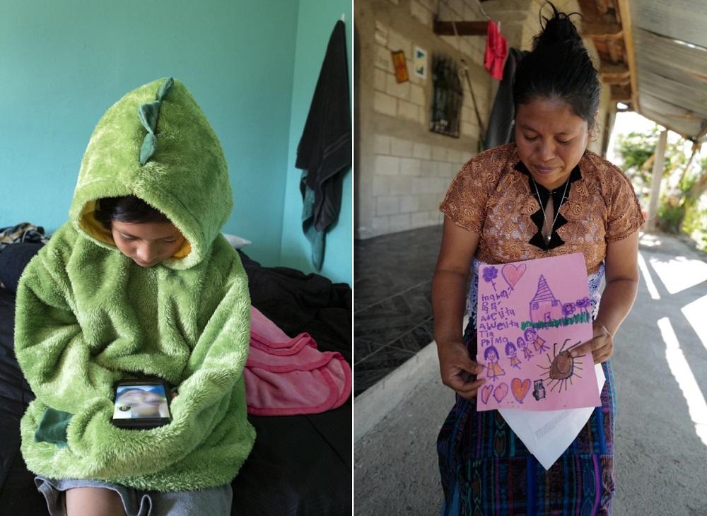Дочь-отличница — в США, мать — в трущобах Гватемалы. Как Трамп разделяет...
