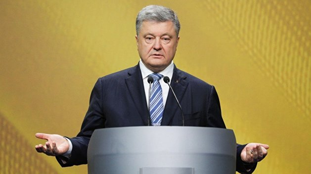 Порошенко приравнял свое возможное поражение на выборах к поражению Укра...
