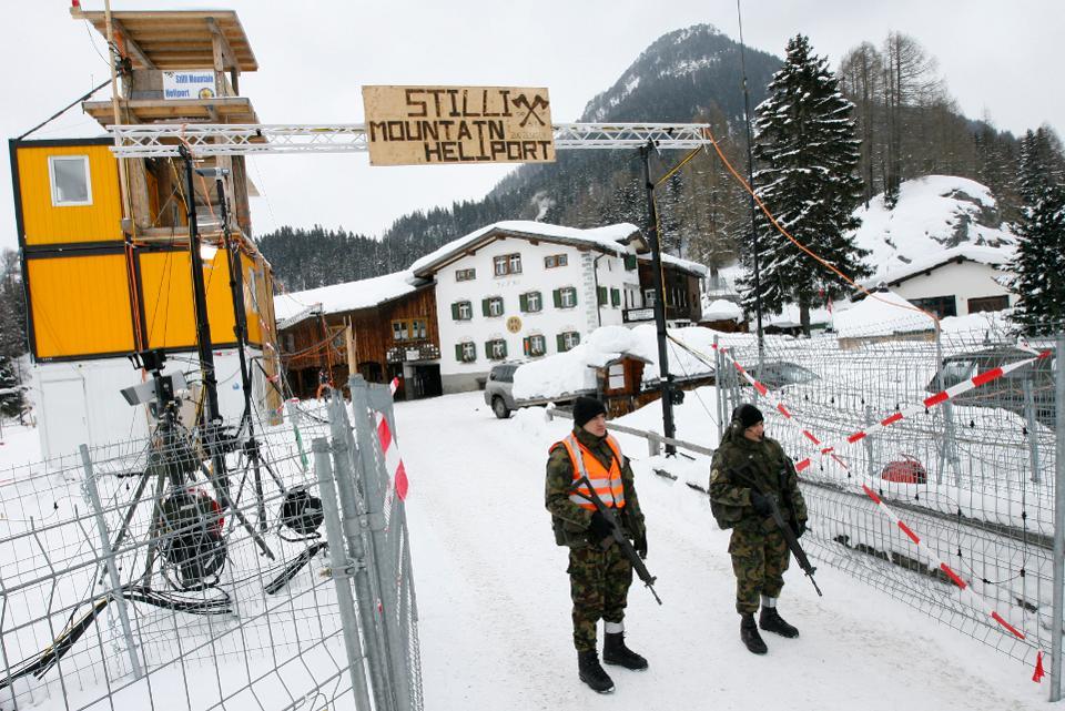 Безопасность форума в Давосе стоит не менее $46 млн