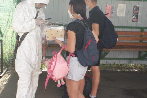 В Станице Луганской откроют мобильный пункт тестирования на коронавирус