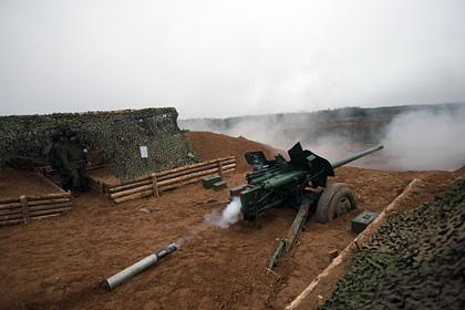 В России потушили нефтяную скважину выстрелом из противотанковой пушки