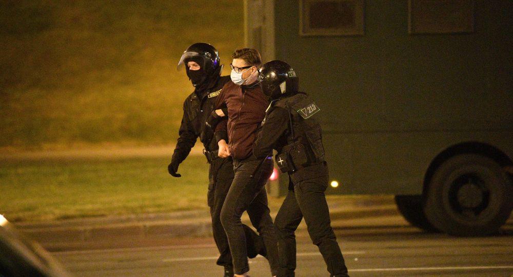 День выборов в Беларуси. В ходе протестов задержаны больше 120 человек