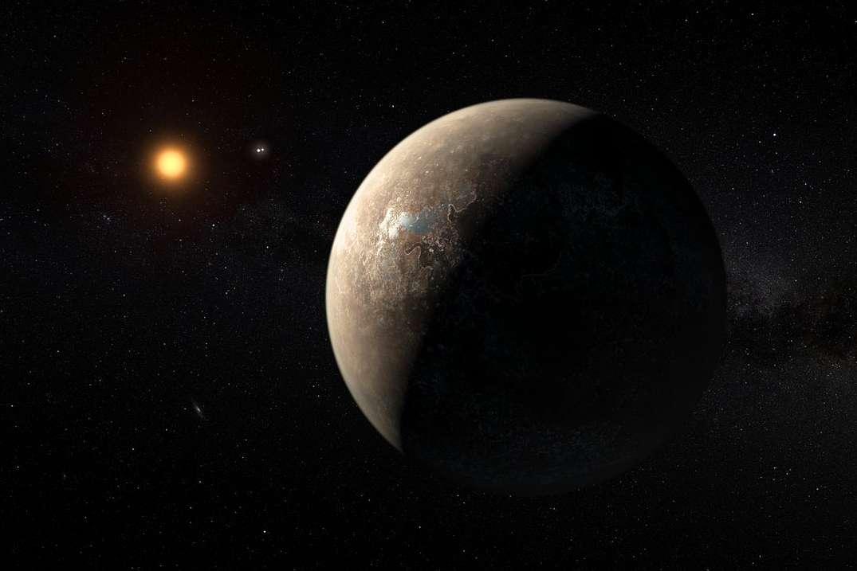 Возле Проксимы Центавра нашли новую экзопланету