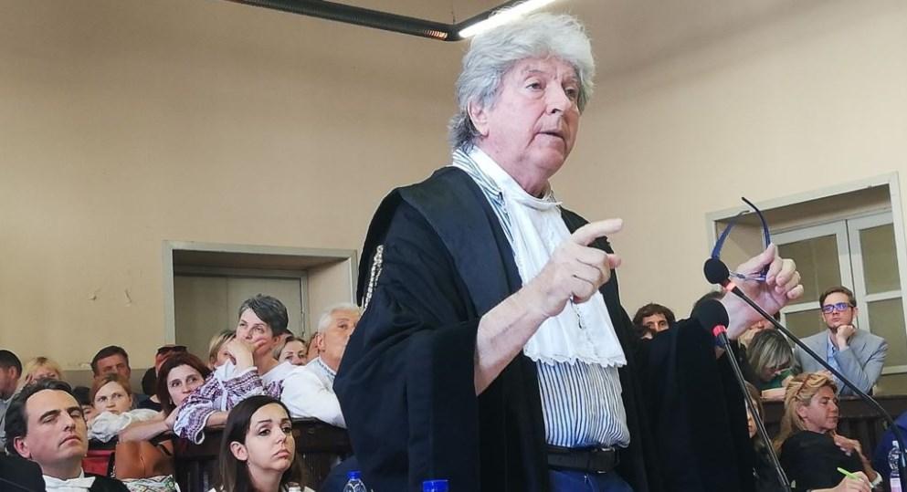 Итальянский адвокат в суде защищал с 6-часовой речью нацгвардейца Маркив...