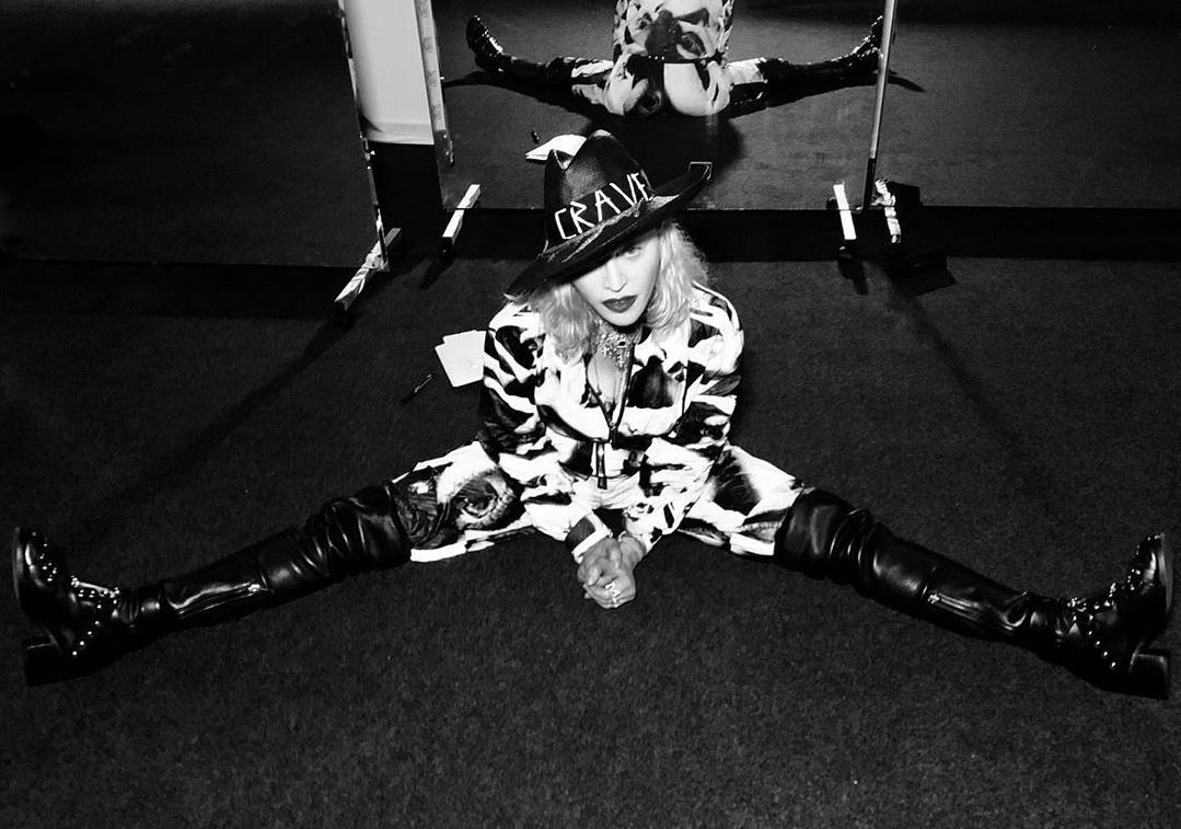 Я хочу править миром: Мадонна дала откровенное интервью