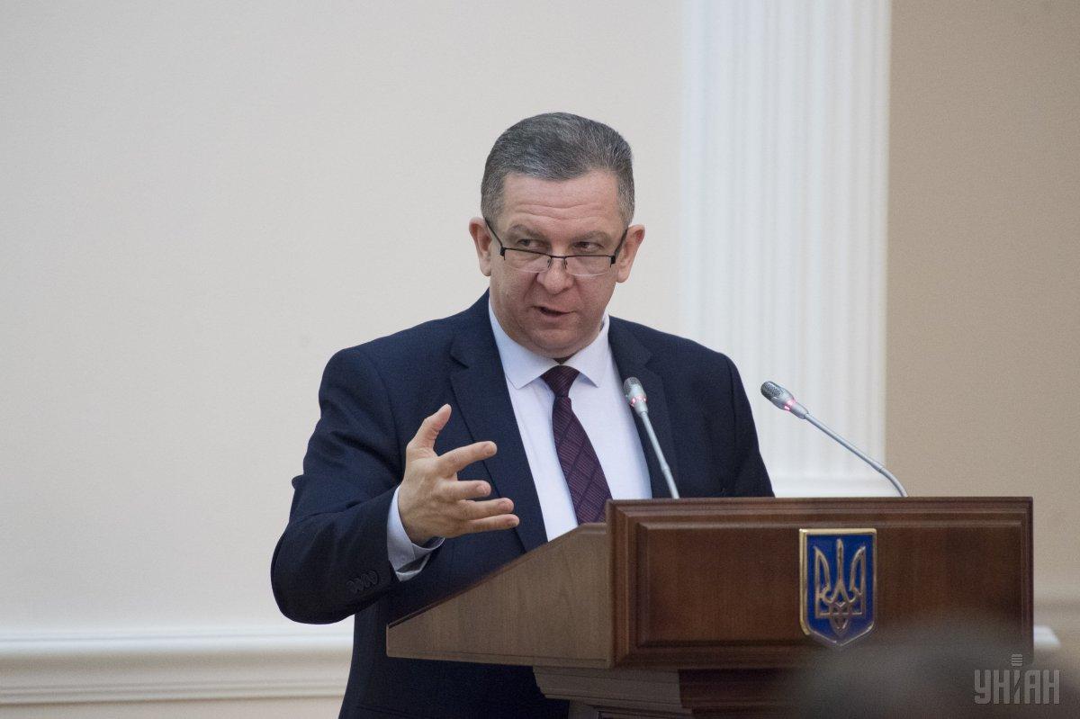 Рева назвал дату перерасчета пенсий украинских военных
