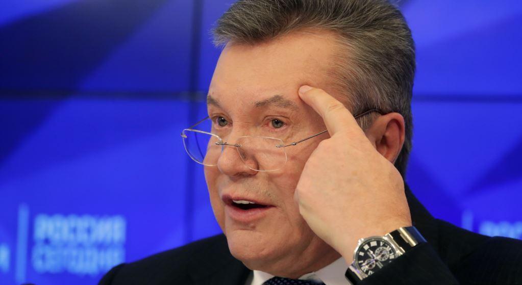 Януковича вызывают в суд Киева по делу о госизмене