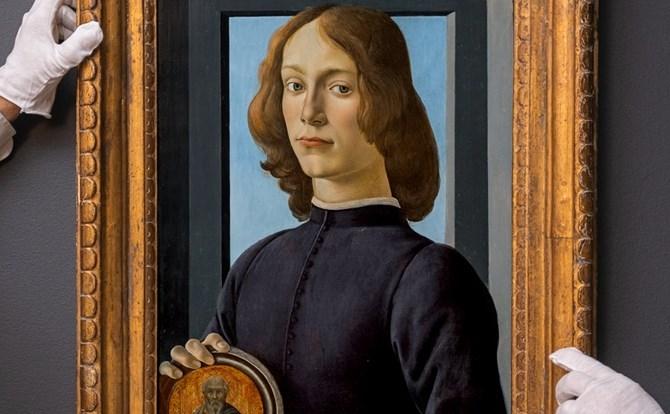 В США продадут картину Боттичелли, которой больше 500 лет