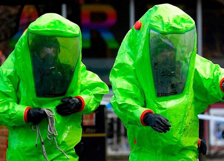 Великобритания идентифицировала подозреваемых в отравлении Скрипалей