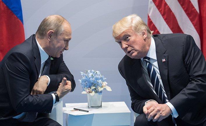 Путин и Трамп встретились в Париже, однако разговор не состоялся, - СМИ