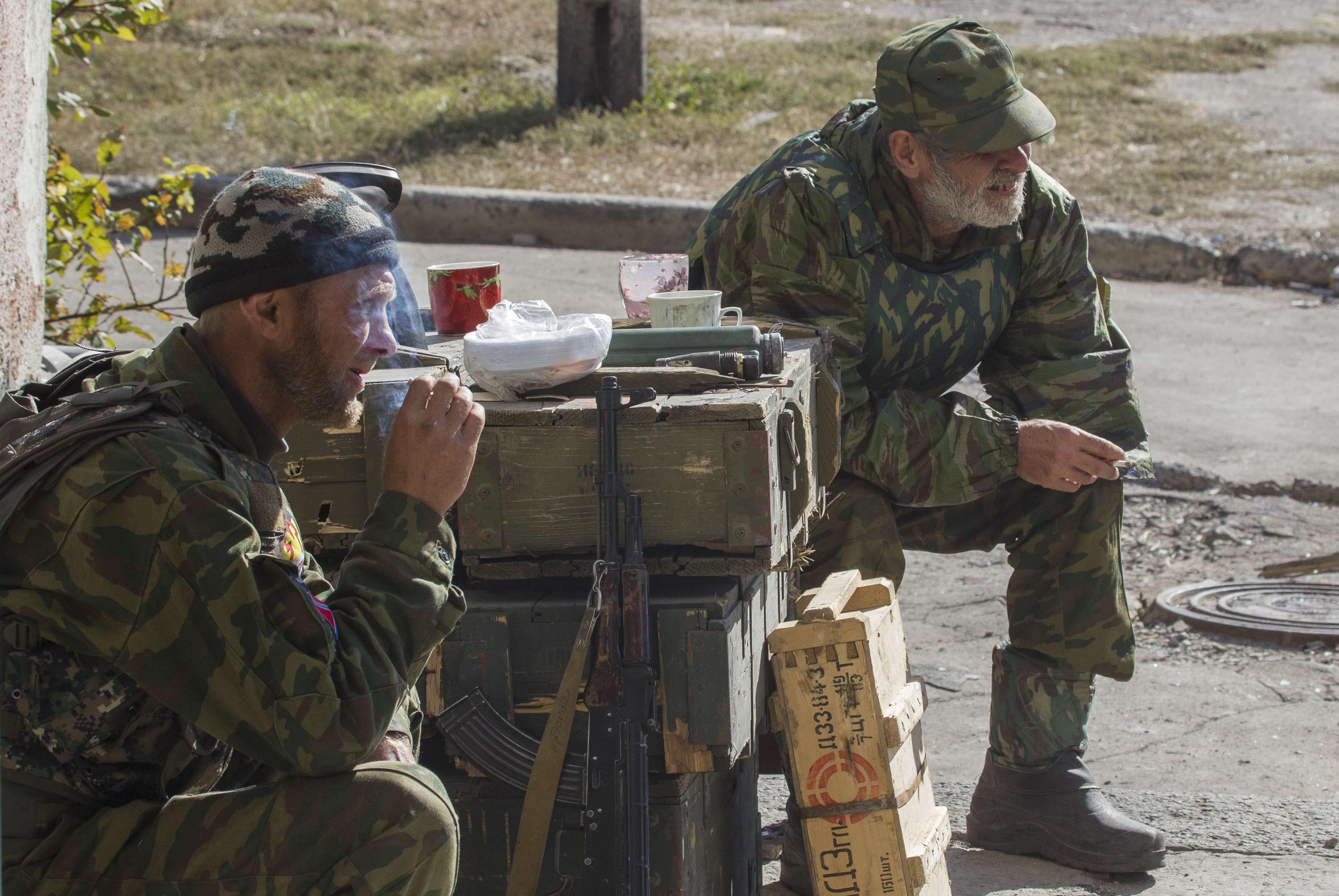 С начала августа боевики 1,3 тыс. раз нарушали режим тишины
