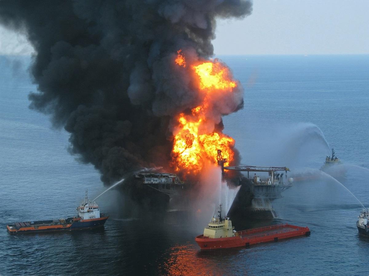Deepwater Horizon, разлив нефти, разлив нефти в мексиканском заливе