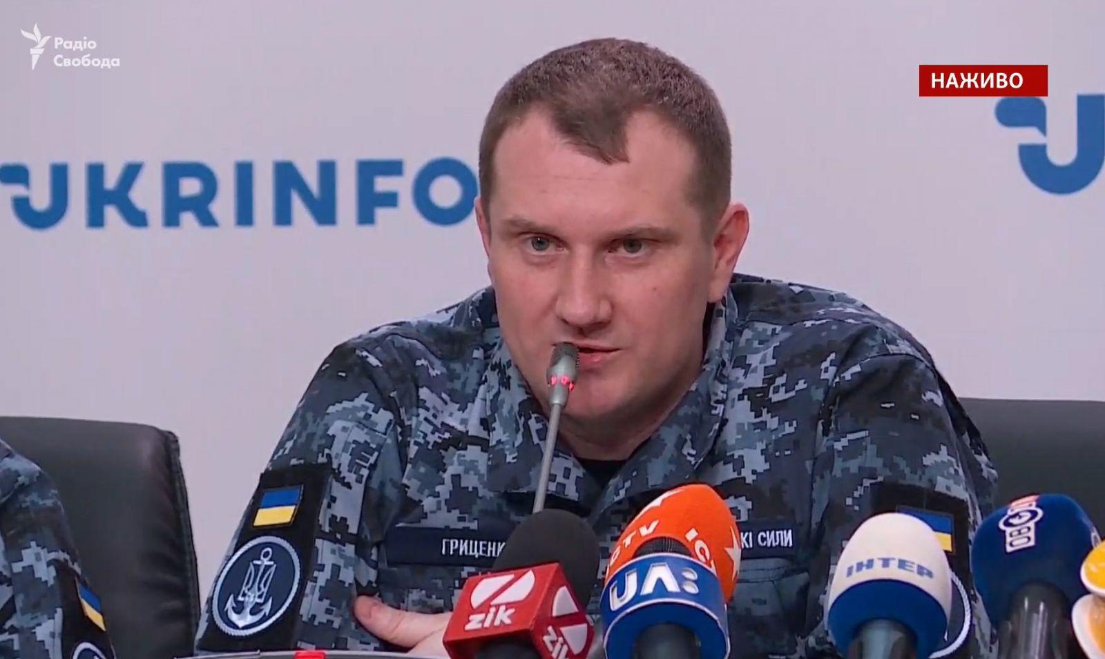 Командир моряков рассказал, почему в Керченском проливе не дал приказ от...