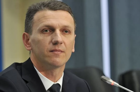 """Директор ГБР прокомментировал задержание своей """"правой руки"""""""