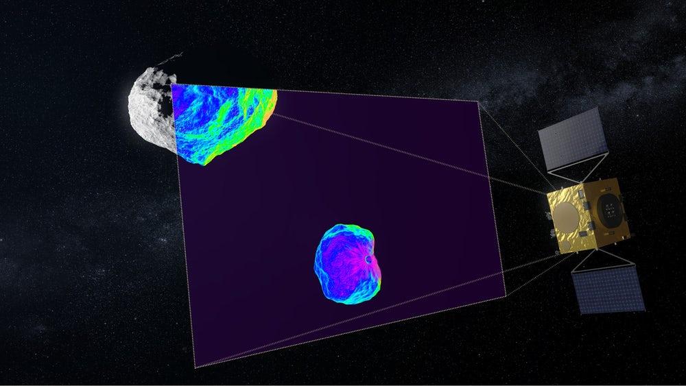 ESA испытает систему противоастероидной защиты с помощью космического др...