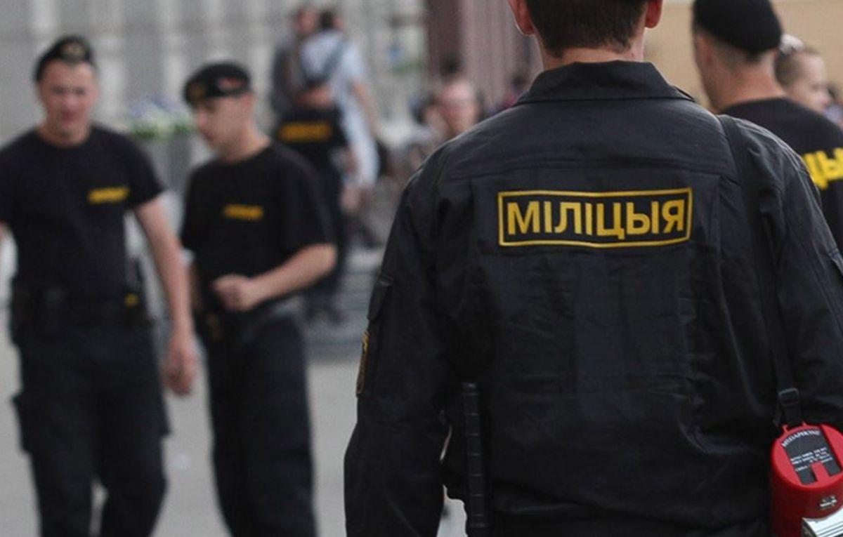 В Беларуси задержали капитана милиции, поддержавшего протесты, как тольк...