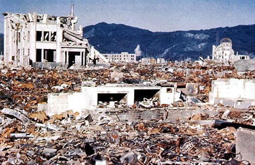 Хиросиму и Нагасаки до атомной бомбардировки покажут в специальном прило...