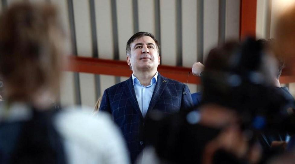 Экс-пограничникам объявлено о подозрении за выдворение Саакашвили в Поль...