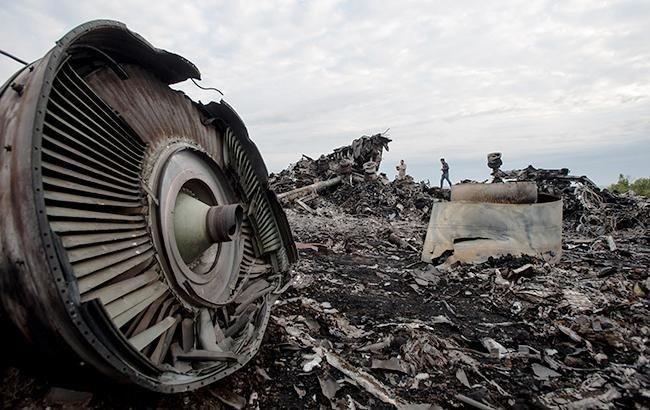 Россия вышла из консультационной группы по расследованию крушения MH17