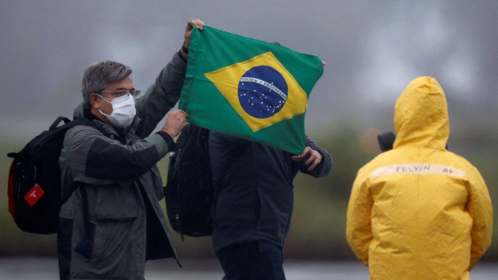 Коронавирус уже в Южной Америке: Бразилия подтверждает первый случай заб...