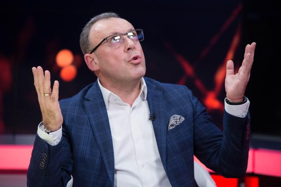 """Ведущий телеканала NewsOne передумал баллотироваться в Раду от """"Слуги на..."""
