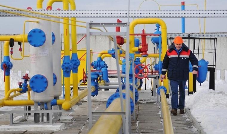 """""""Газпром"""" оплатил транзит полностью, а прокачал в первом квартале вполов..."""