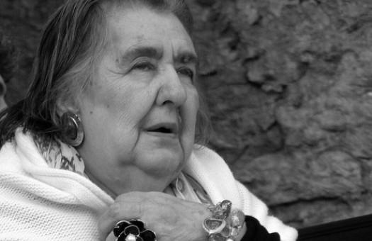 В Милане умерла поэтесса Альда Мерини