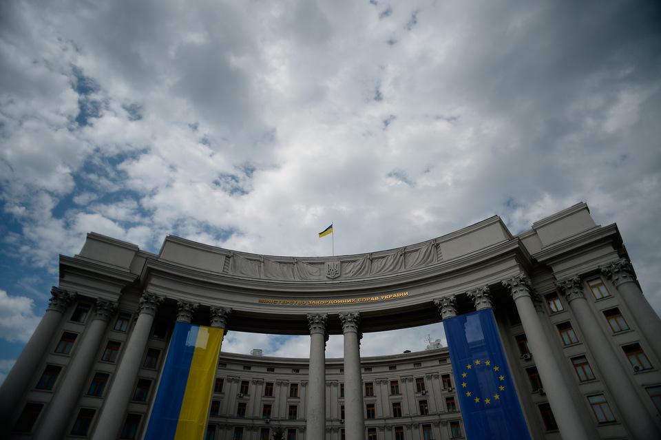 Нападение на посольство Украины в России было спланированным и санкциони...