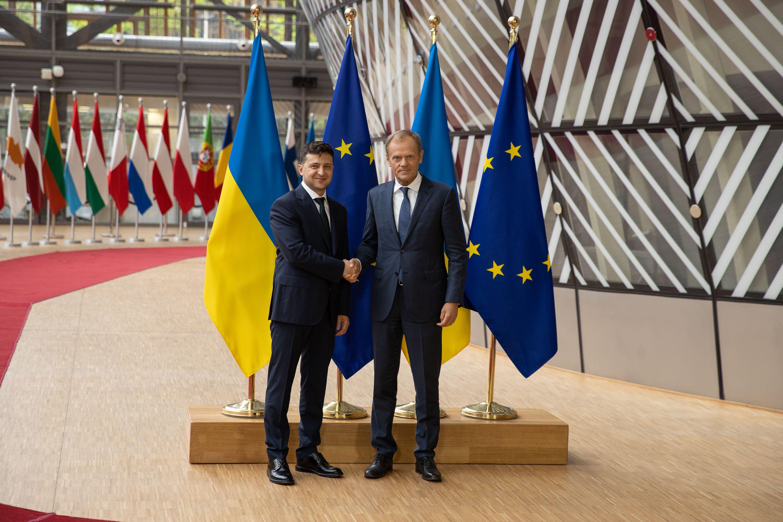 ЕС предоставит финпомощь Украине и поможет запустить реформы в энергосек...