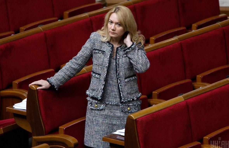 """Ушедшая из Рады Белькова будет отвечать в Операторе ГТС за """"Северный пот..."""