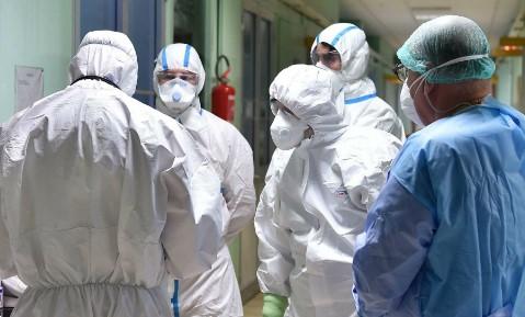 Статистика коронавируса в Украине на 6 мая: 487 новых случаев COVID-19