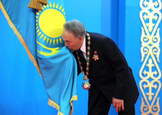 Парламент Казахстана переименовал Астану в честь Назарбаева