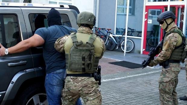 В Польше задержали украинцев, подозреваемых в контрабанде янтаря