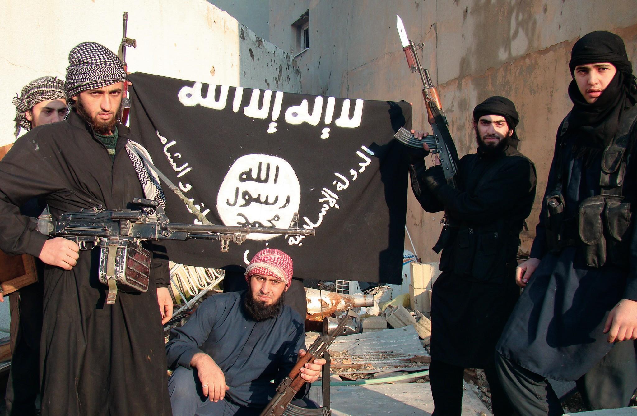 Боевики ИГИЛ призвали к джихаду против России