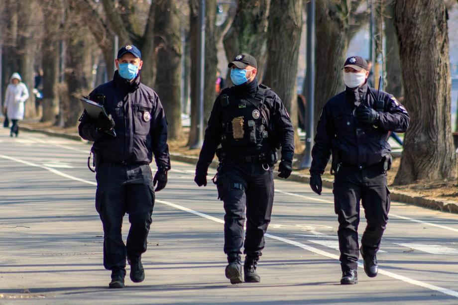 Карантин в Киеве: на выходных увеличат количество патрулей в парках и ск...