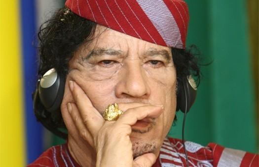 Вытащить украинских моряков из плена взялся лидер Ливии Каддафи