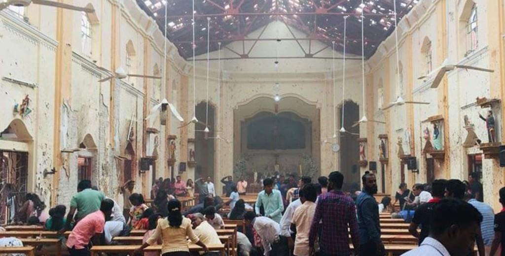 Террористы планировали вторую серию терактов на Шри-Ланке, – разведка